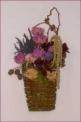 dried peonies and flowers about 20